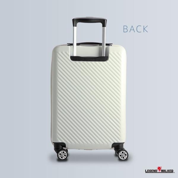 アウトレット スーツケース キャリーケース キャリーバッグ トランク 小型 機内持ち込み 軽量 おしゃれ 静音 ファスナー ビジネス パソコン収納 B-6024-48|travelworld|06