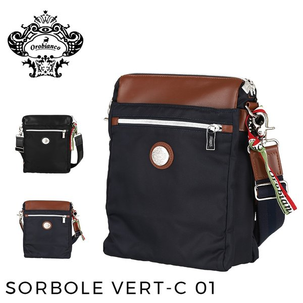 オロビアンコ OROBIANCO バッグ メンズ ボディバッグ ショルダーバッグ ビジネスバッグ SORBOLE VERT-C 01 鞄 レディース orobianco-90676|travelworld
