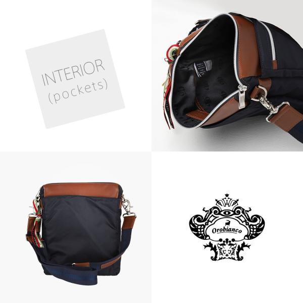 オロビアンコ OROBIANCO バッグ メンズ ボディバッグ ショルダーバッグ ビジネスバッグ SORBOLE VERT-C 01 鞄 レディース orobianco-90676|travelworld|06