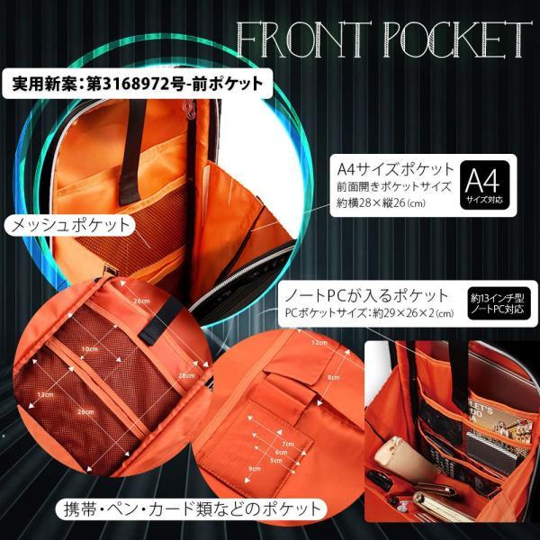 スーツケース キャリーケース キャリーバッグ トランク 機内持ち込み 軽量 おしゃれ 静音 ハード フレーム フロントオープン W4-6203-50|travelworld|09