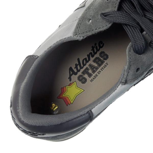 ATLANTIC STARS アトランティックスターズ レディーススニーカー ALHENA / GC-NY-NPFAE グレー