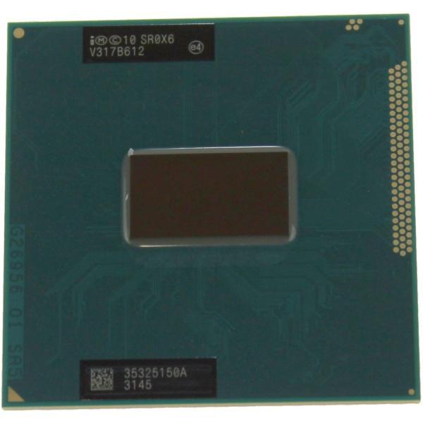 intel2Coresi7-3540MSR0X6SocketG2PGA988BMobileCPUProcessor3G