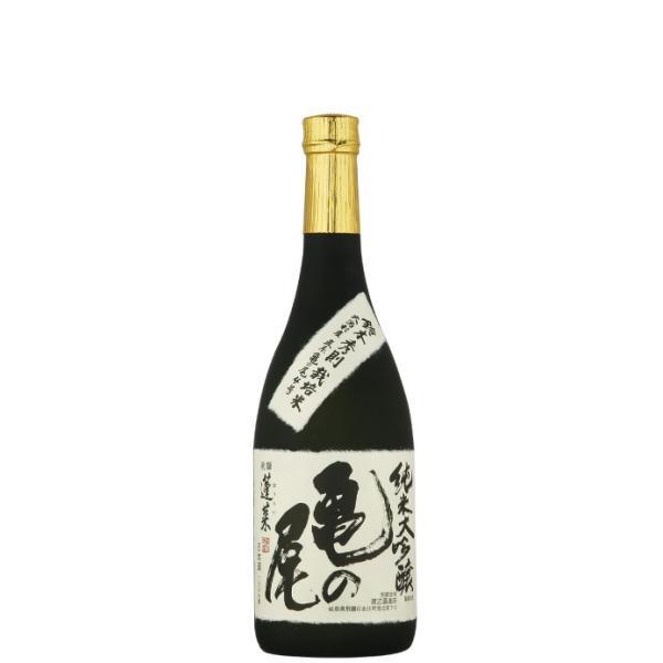 渡辺酒造 蓬莱 亀の尾 純米大吟醸 火入れ 720ml|treasureisland