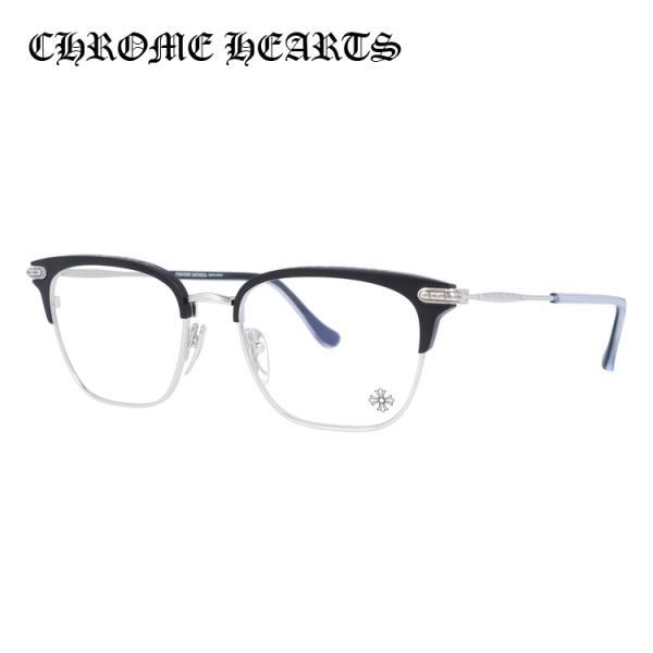 クロムハーツ メガネ フレーム Chrome Hearts メンズ 男性 レディース 女性 老眼鏡 PC眼鏡 MUFFBUFFIN' MBK BS 53