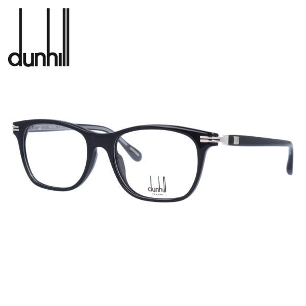 ダンヒル dunhill PCメガネ 老眼鏡 伊達 フレーム ブランド おしゃれ メガネ めがね VDH033 0700 53 国内正規品