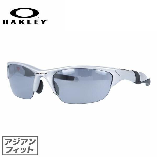 オークリー サングラス ミラー oakley メンズ レディース スポーツ ハーフジャケット2.0 oo9153-02 ゴルフ ランニング|treasureland