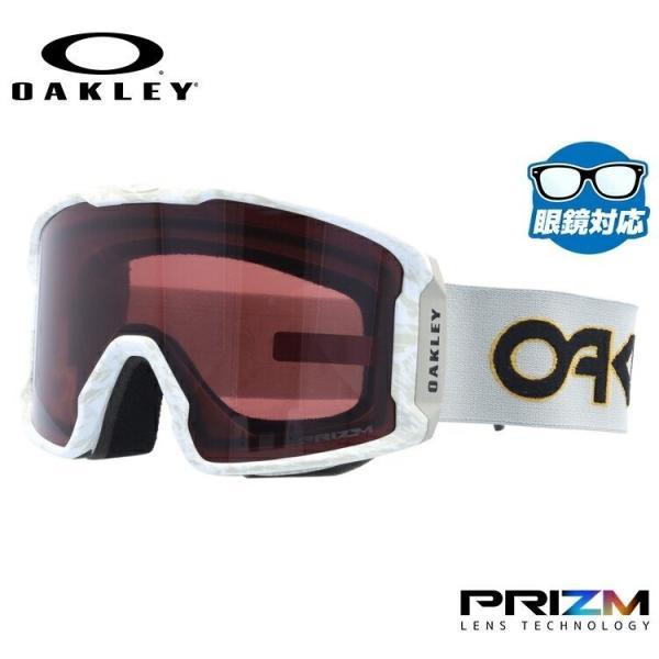 オークリー ゴーグル スキーゴーグル 2020-2021年新作 ラインマイナー プリズム グローバルフィット OAKLEY LINE MINER OO7070-77