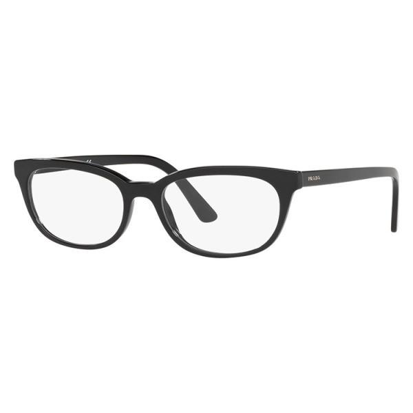 プラダ【老眼鏡・PCメガネ・伊達 レンズオプション無料】メガネフレーム 2019年新作 アジアンフィット PRADA PR13VVF 1AB1O1 53