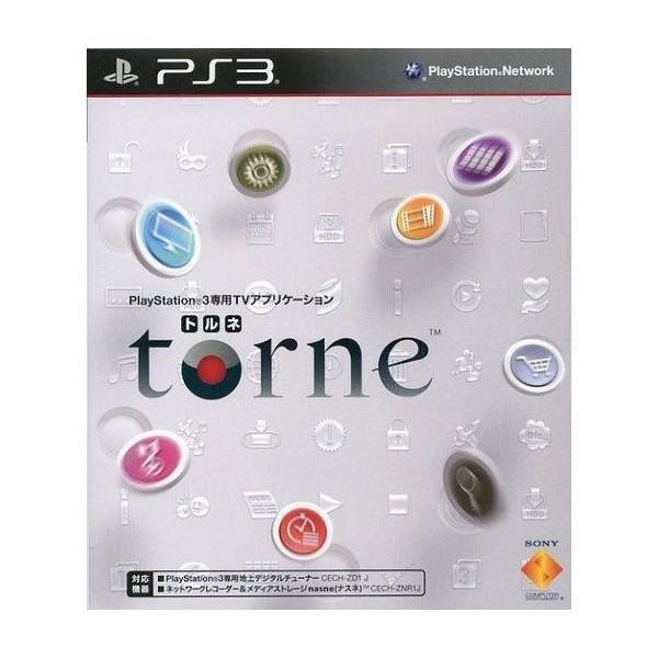 【torne トルネ】プレイステーション3専用TVアプリケーション ソフト単品 新品|treasuresky