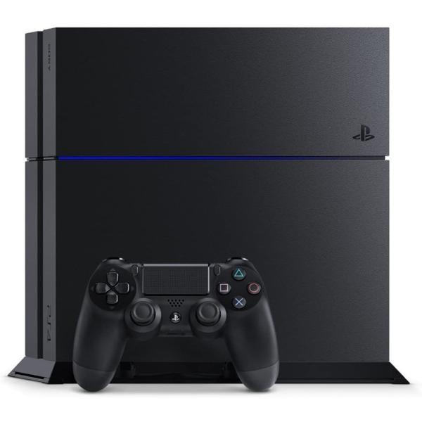 PlayStation4 HDD 500GB ジェット・ブラック CUH-1200AB01の画像