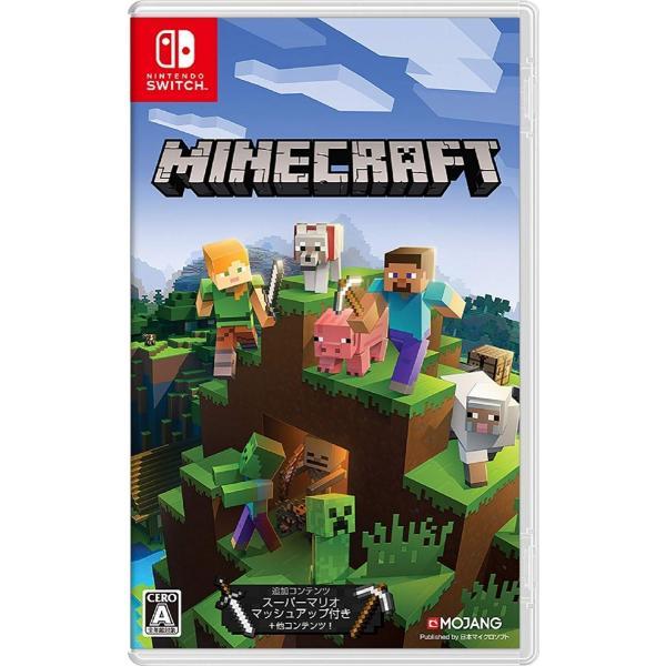 Minecraft: Nintendo Switch Editionの画像