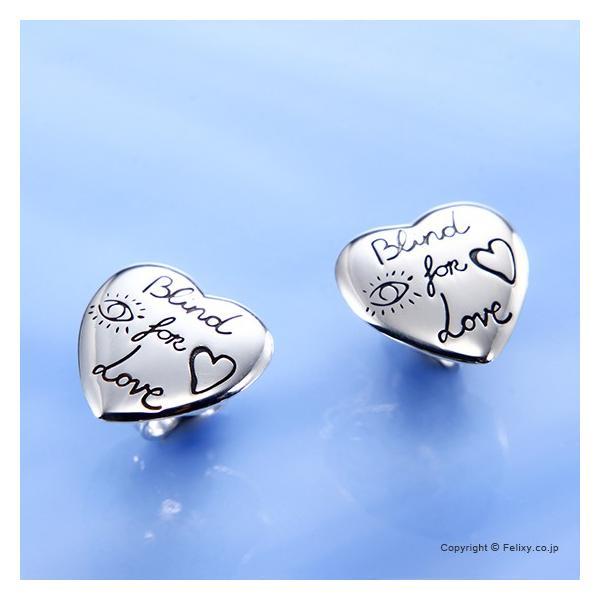 グッチ ピアス GUCCI Blind for Love イヤリング 455255 J8400 0701|trend-watch