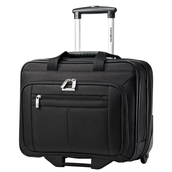 サムソナイト ビジネスキャリーバッグ SAMSONITE 2輪キャリーケース Classic Business Wheeled Business Case 43876-1041 ブラック