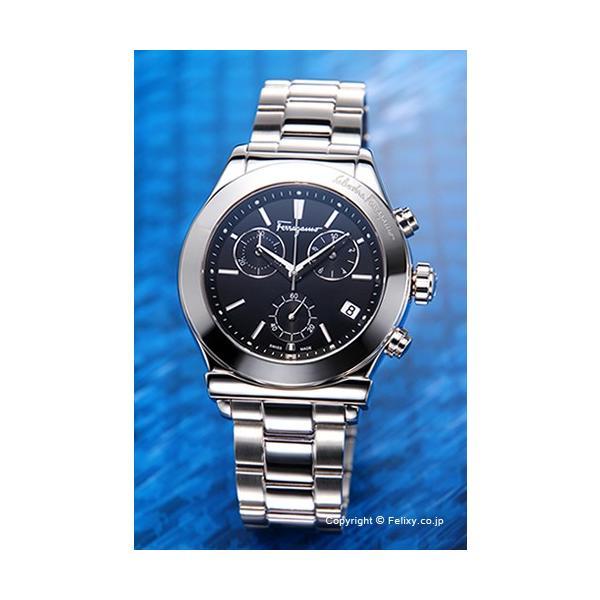 645f8c2241 サルヴァトーレ フェラガモ 時計 メンズ Salvatore Ferragamo 腕時計 Vega クロノグラフ  FH6010016 trend-watch ...