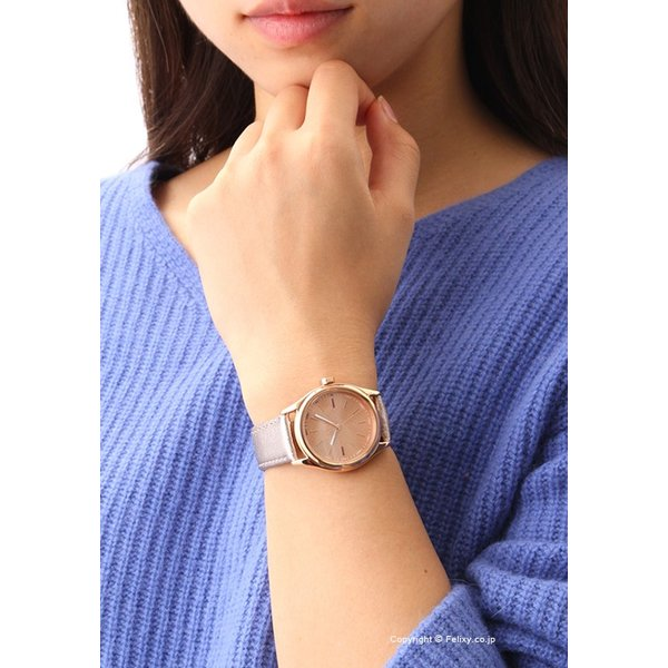 フルラ 時計 FURLA 腕時計 レディース Eva35(エヴァ35) ローズゴールド×メタリックローズ R4251101502|trend-watch|03