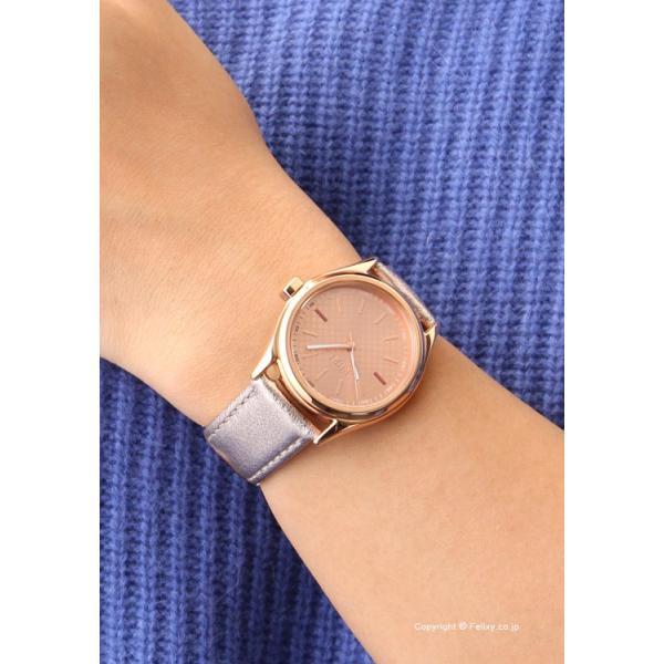 フルラ 時計 FURLA 腕時計 レディース Eva35(エヴァ35) ローズゴールド×メタリックローズ R4251101502|trend-watch|04