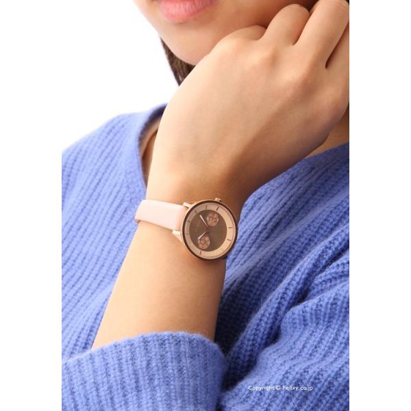 フルラ 時計 FURLA 腕時計 レディース Metropolis31 (メトロポリス31) ローズゴールド/ローズレザーストラップ R4251102511|trend-watch|03