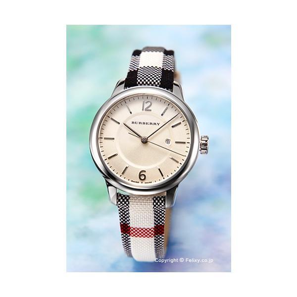 バーバリー 腕時計 レディース BURBERRY BU10103 クラシックラウンド シルバー