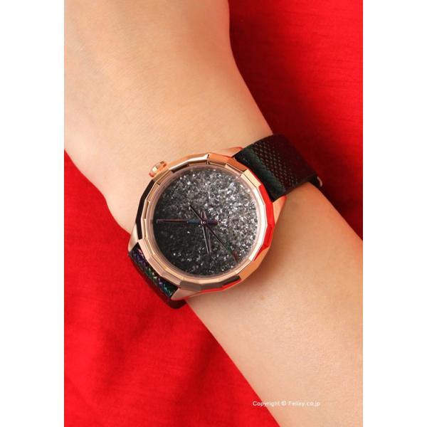 ディーゼル 腕時計 レディース DIESEL Kween B ブラックレインボー DZ5536|trend-watch|04