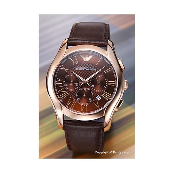 エンポリオ アルマーニ クロノグラフ メンズ 腕時計 AR1701