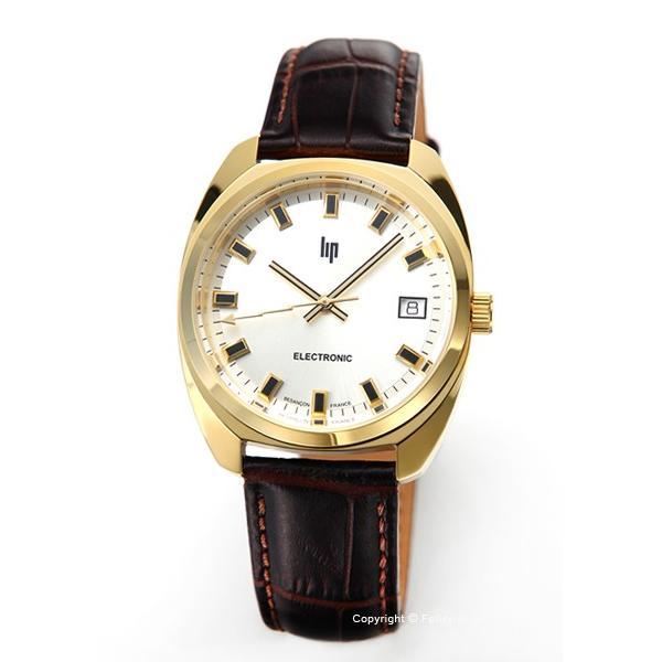 リップ 時計 LIP メンズ 腕時計 President 671022|trend-watch