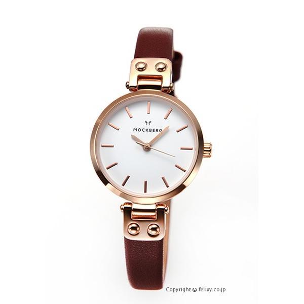 モックバーグ 時計 MOCKBERG レディース 腕時計 VILDE PETITE MO209 trend-watch