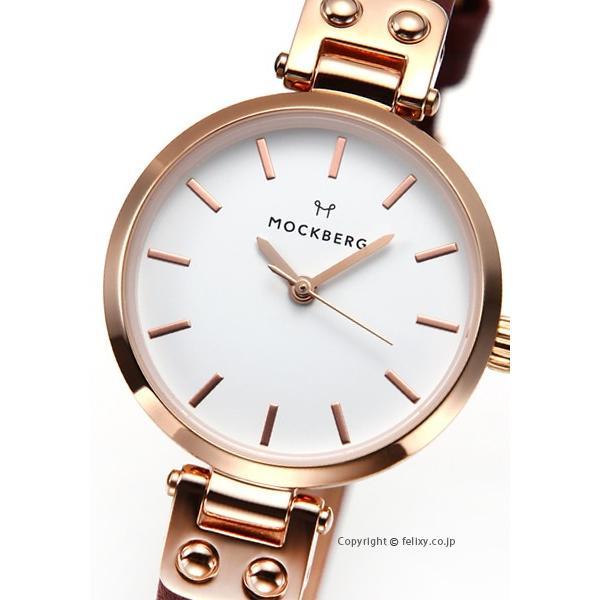 モックバーグ 時計 MOCKBERG レディース 腕時計 VILDE PETITE MO209 trend-watch 02