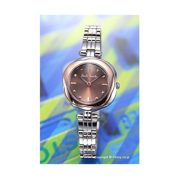 ポールスミス 時計 レディース BG3-431-93 プリムローズ ブラウン×ローズゴールド|trend-watch