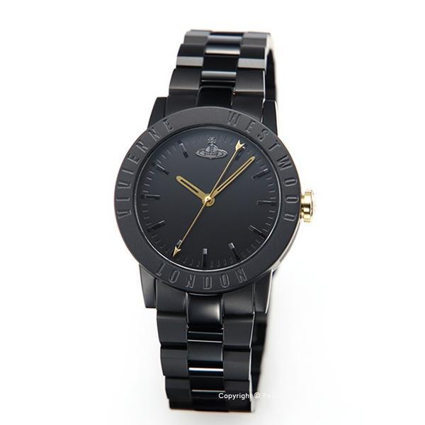 ヴィヴィアン ウエストウッド 時計 Vivienne Westwood レディース 腕時計 Warwick VV213BKBK|trend-watch