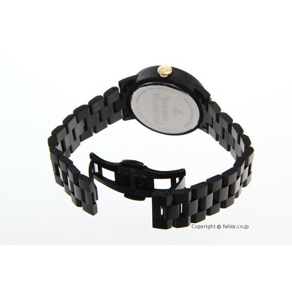 ヴィヴィアン ウエストウッド 時計 Vivienne Westwood レディース 腕時計 Warwick VV213BKBK|trend-watch|03