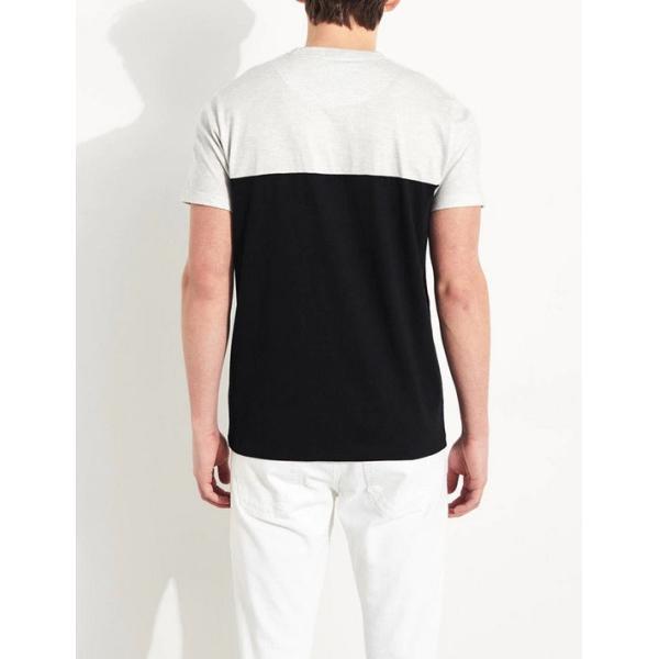 ホリスター Tシャツ メンズ  半袖 ヘザーレッド|trendcruising|02