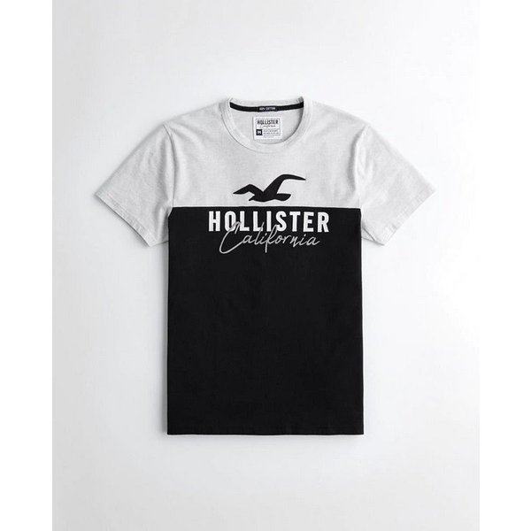 ホリスター Tシャツ メンズ  半袖 ヘザーレッド|trendcruising|03