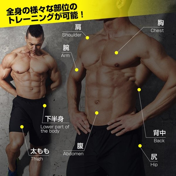 レッド(ライト厚み0.5mm) 体幹チューブ エクササイズバンド ループチューブ ループバンド エクササイズ 筋肉 体幹トレーニング ストレッチ|trendst|09