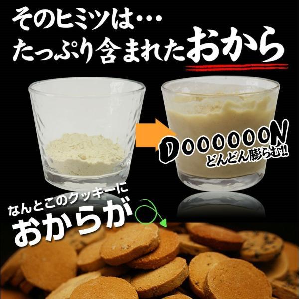 豆乳おからクッキー トリプル ZERO 1kg(おから パウダー クッキー 無糖 低カロリー 置換 ダイエット 食品 人気 セール)|tricycle|05