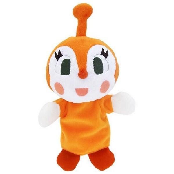 アンパンマン ハンドパペット ソフト ドキンちゃん(Anpanman おもちゃ 人形 グッズ)