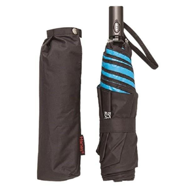 ボタンひとつで開閉できる折りたたみ傘