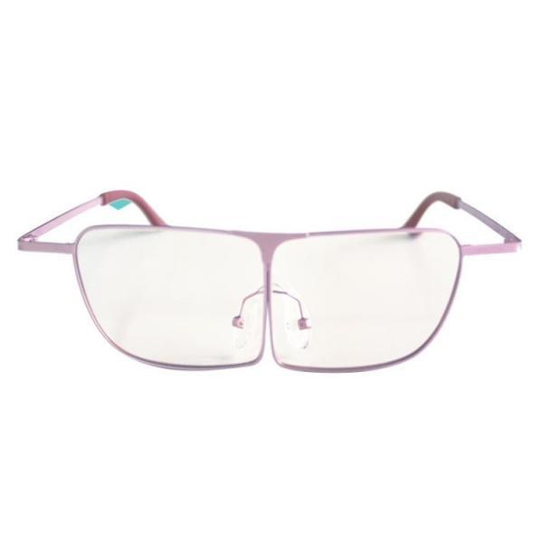 メガネ式 両手が使える機能性ルーペ ラボズーム +1.8(老眼鏡 メガネ型 ルーペ 拡大鏡 高性能 読書 シニア リーディング グラス)