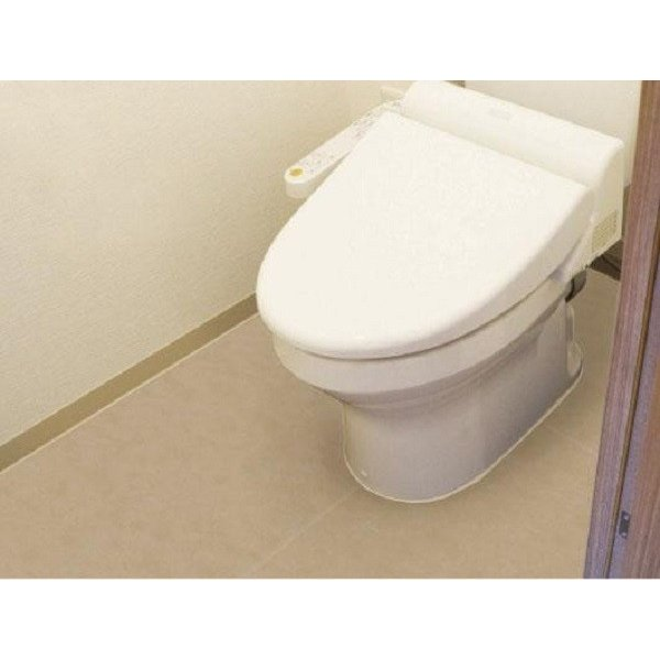 防水模様替えシート トイレ床全面用 90cm×200cm(無地 床 フロア シート フローリング 傷防止)|tricycle|02