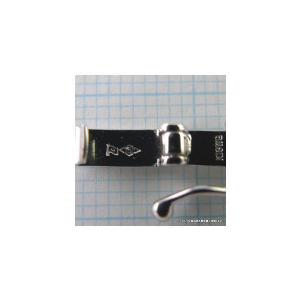 喜平ブレスレット8面トリプルK18WG幅4.4mm18cm10gレディース チェーン中折検定P08|trideacoltd|06