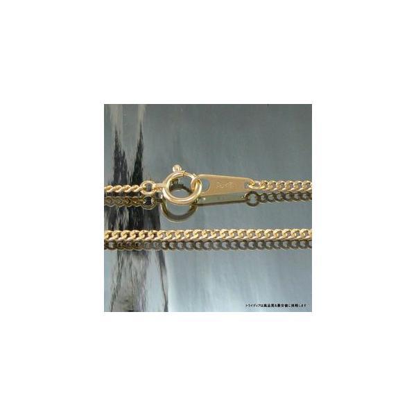 喜平ネックレス2面18金 幅1.7mm40cm4.3gレディース チェーン引輪造幣局検定P049|trideacoltd|02