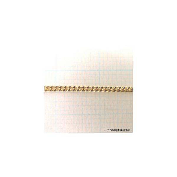 喜平ネックレス2面18金 幅1.3mm43cm3.3gメンズ レディース チェーン引輪P04 trideacoltd 02
