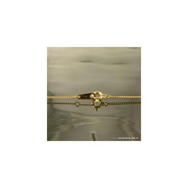喜平ネックレス2面18金 幅0.9mm50cm1.9gメンズ レディース チェーン引輪造幣局検定P029|trideacoltd|02