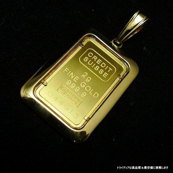 純金 K24 リバティ インゴット2g ペンダントトップ3g K18 自由の女神|trideacoltd|04