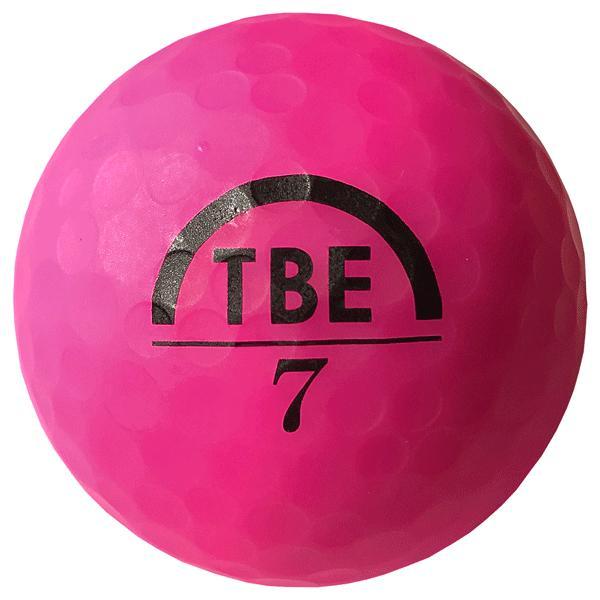 ゴルフボール飛衛門(とびえもん)TOBIEMON「選べる4色」2ピース蛍光マットカラー(オレンジorイエローorレッドor4色ミックス)12球入り「R&A公認球」|trim|05