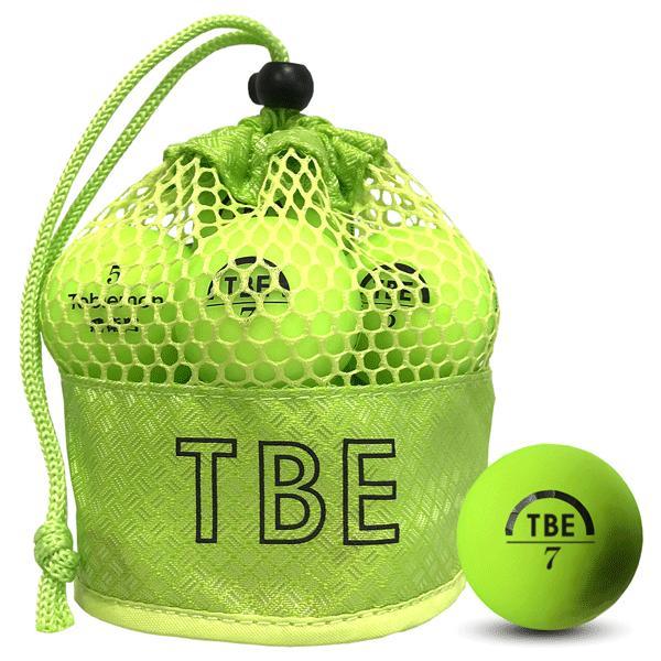 ゴルフボール飛衛門(とびえもん)TOBIEMON「選べる4色」2ピース蛍光マットカラー(オレンジorイエローorレッドor4色ミックス)12球入り「R&A公認球」|trim|08
