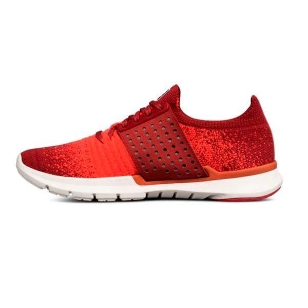 アンダーアーマー レディース シューズ UA Threadborne Slingwrap Fade Running Shoes ランニングシューズ スニーカー Rustic Red/Success