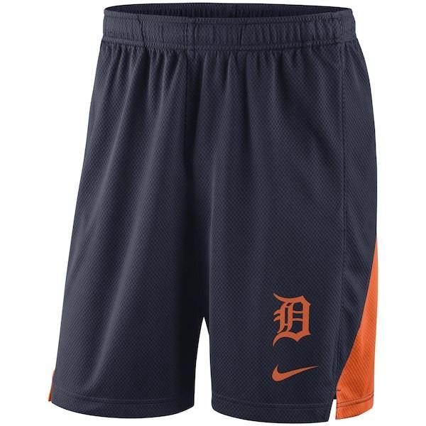 ナイキ メジャーリーグ MLB ショーツ Detroit Tigers Nike Franchise Performance Shorts タイガース Navy