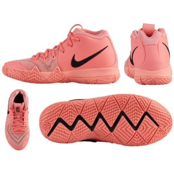 Atomic Pink Nike Kyrie 4 ナイキ キッズ/ジュニア カイリー4 Nike Kyrie 4 PS