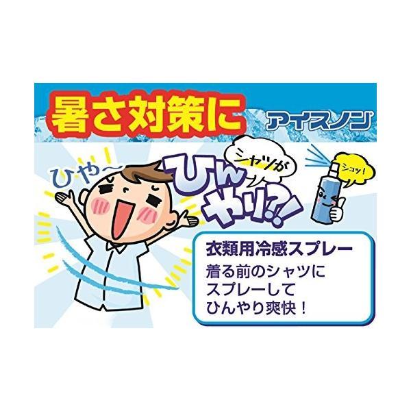 アイスノン シャツミスト エキストラミントの香り 300ml|tropical-store|02