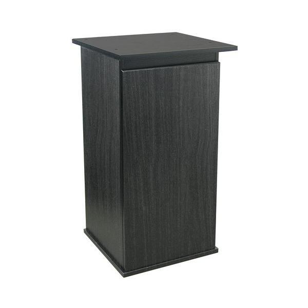コトブキ プロスタイル 300/350SQ ブラック 幅30〜35cm水槽用・組立式キャビネット 同梱不可